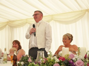Plas Isaf Wedding Photograper with speeches