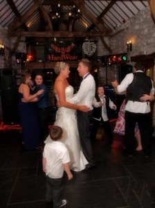 Plas Isaf Corwen first dance photography
