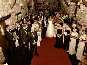 Weddings at Plas Isaf, near Corwen