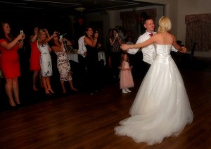 first dance at Lion Quays Wedding