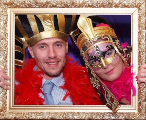 Photo Booth, Fun Foto Studio covering Shropshire, Wrexham, Chester, Cheshire & the Wirral