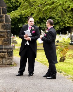 Natural wedding photography Wrexham & Chester