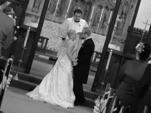 Reportage wedding photography Wrexham and Chester