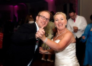 beautiful 1st dance at Oswestry Hotel captured perfectly