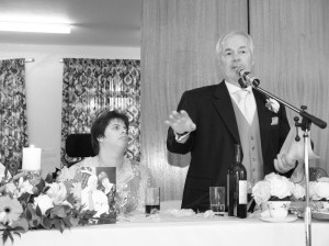 Dads perfect and emotional wedding speech