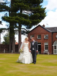 wedding photography @ Wynnstay hotel in Oswestry