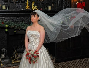 Beautiful wedding photography North Wales