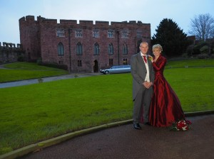 Shrewsbury Castle Photographer