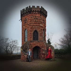 Laura Tower at Shrewsbury Castle