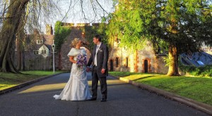 Ruthin Castle Photographer