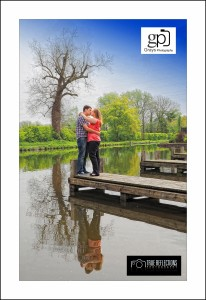 Canal Side - Pre wedding shoot near Oswestry