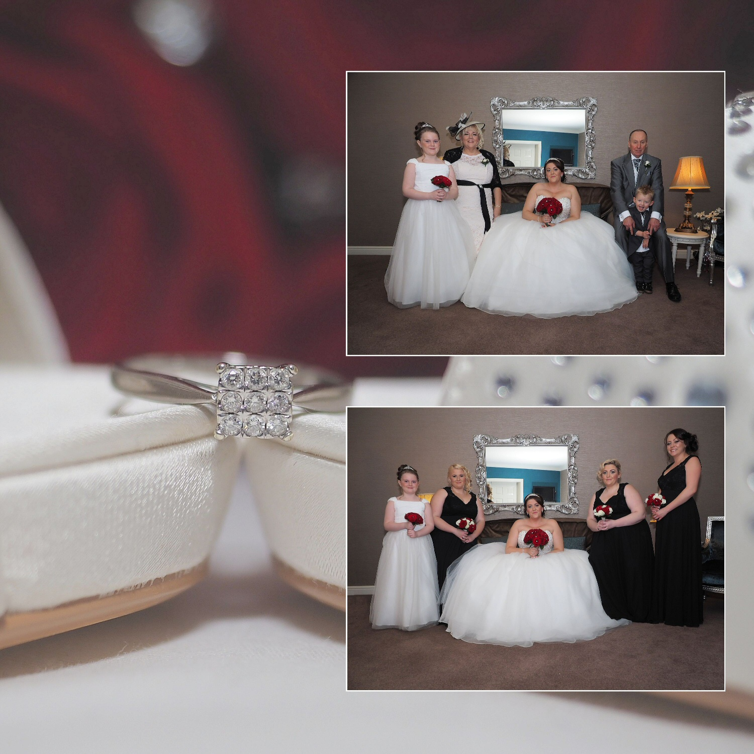 Wrexham town hall wedding